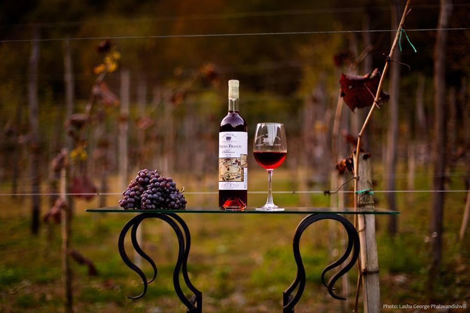 ღვინის ტურები
